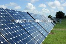 Hot Sale High Efficiency mono or poly PV 300 watt solar panel