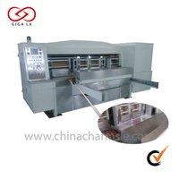 GIGA-LX 408 Corrugated Cardboard Rotary Die Cutter Cut Machine