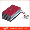 Customized ultrathin universal power bank charger 5000mah for Samsung S5