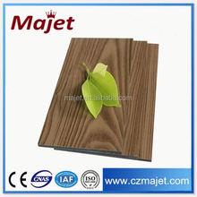Aluwecan acp sheet design wallpaper Wood Design acm/aluminium composite panel