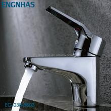 Brass basin faucet single hole for garden water basin