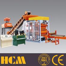 Long working service QT5-15 Sawdust block making machine Hollow brick machine Manual block machine for sale