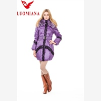 2015 latest hot sale high quality fashion winter leather jackets women 2013