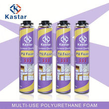 Aerosol cans Polyurethane foam sealant for cables Duct