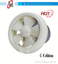 in-out air 6inch/8inch/10inch/12inch exhaust fan ventilating fan no power roof ventilation fan for air clear use