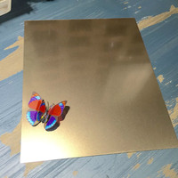 Best Price for Decoration Sand Blasted Stainless Steel Sheets for Elevator Wall Decor