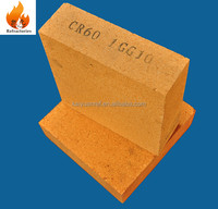 Low creep mullite fire brick