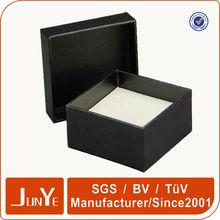 Foam inserts paper gift box for jewelry wholesale trinket box