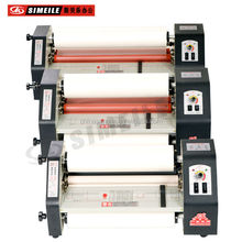 FM380 380mm hot rolling laminating machinery price for office use