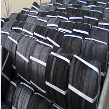 2015 new product round shape black wire cloth sheet