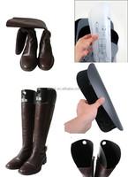 plastic boot shape inserts,plastic shoe display insert