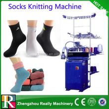 Automático calcetín de la máquina de tejer, máquina de hacer calcetines