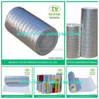 Single Side Aluminum Foil Underlayment Insulation Material