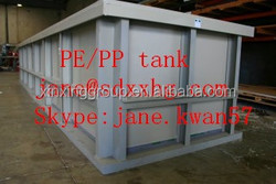 top quality plastic water storage tanks mold HDPE PP water tank