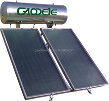 Compact Pressure Flat plate Solar Water Heaters