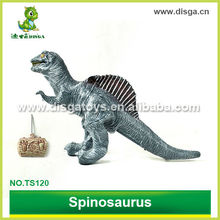 Spinosaurus rc animal toys with sound