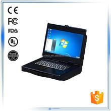 """15.6"""" i3 i5 i7CPU 4G RAM 500G Harddisk One and half-length Expansion slot industrial laptop computer"""