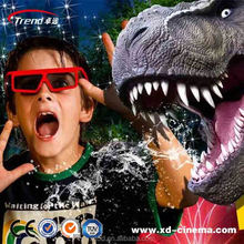 2015 Newest 5D Cinema Simulator With Simulator System, Snow, Bubble, Rain, Wind Special Effects