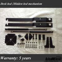 Desk bed mechanism