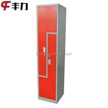 KD structure Z shape steel cabinet clothes locker/metal clothes locker/wardrobe lockers