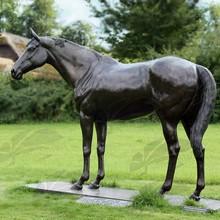 2015 on sale bronze horse statue for garden