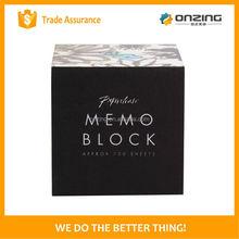 Hot sale useful memo cube in box