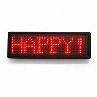 led mini display mini led neon sign