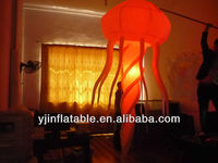 Hot sale wedding decoration/night club decoration/party favors inflatable led decoration