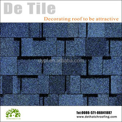 Best selling asphalt roof shingle tiles