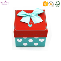 Recycled Nice-Looking Decorative Chocolate Box Manufacturer