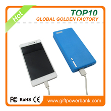 ODM/OEM available 15600 mAh mobile phone powerbank with 6 batteries