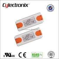 TUV waterproof contant current dimmable power supply led driver 24v