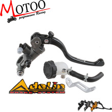 Motoo - Adelin Motorcycle 19X18 Brake Radial Master Cylinder Hydraulic Fit for HONDA CBR1000RR Not brembo