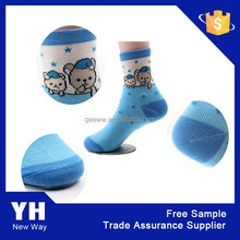 2015 OEM Service Supply Type and Socks Product Type socks white crew