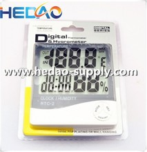 2015 China timer control good rating lowest price thermometer