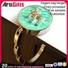 China factory supply metal handbag purse hook for ladies
