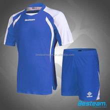 original design dry fit cool max football sets soccer jersey with best price