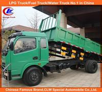 Dongfeng 10tons mini 6 wheeler dump truck, 15tons tipper truck, 15tons dumper truck