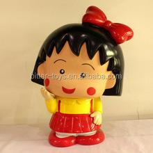 [ICTI factory ]cartoon girl bottle cap,plastic sexy doll perfume bottle cover,perfume cap