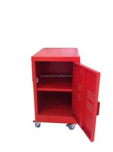 Mobile computer pedestal filing cabinet office furniture