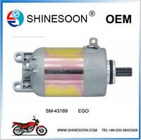 cheap motorcycle 12v starter motor, Chinese factory price starter
