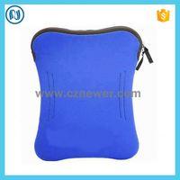 High quality blue soft universal neoprene laptop cover bag