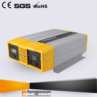 12V 220V pure sine wave 1500W 2000w 2kw inverter with charger