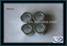 customized shape ring ferrite magnets for sale