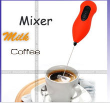 Groupon Universal Whisk BlenderElectrical Frother Mixer Shaking Stirrer Tool Coffee Milk