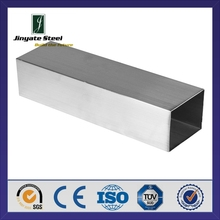 2015 Hot Selling SS 304 Welded Stainless Steel Square Tube
