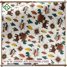 Combed Cotton Single Jersey Knited Textile Fabric
