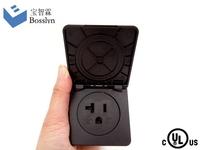 Contemporary manufacture female industrial waterproof socket