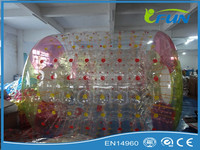 best selling water roller ball for kids/inflatable water roller ball /water roller ball