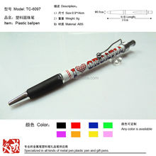 student pen cartoon pen plastic ball pen Tc6097